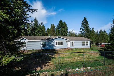 Rathdrum Mobile/Manufactured For Sale: 3948 W Seasons Rd