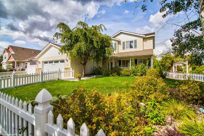 Coeur D'alene Single Family Home For Sale: 4011 W Princetown Ln