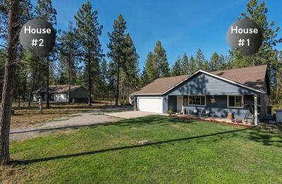 Athol Single Family Home For Sale: 1773 E Shoshone Ave