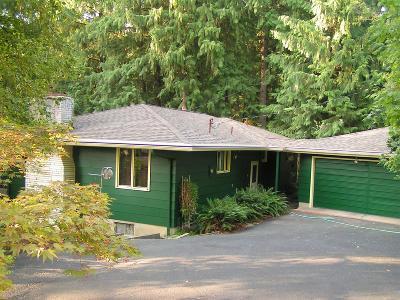 Hayden Single Family Home For Sale: 5925 E Hayden Lake Rd