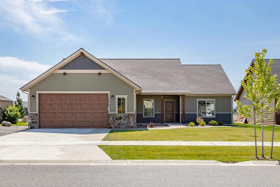 Rathdrum Single Family Home For Sale: 15101 N Pristine Cir