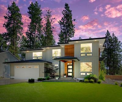 Post Falls Single Family Home For Sale: 5468 E Marina Ct