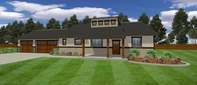 Sandpoint Single Family Home For Sale: Lot 1 Whiskey Jack Circle