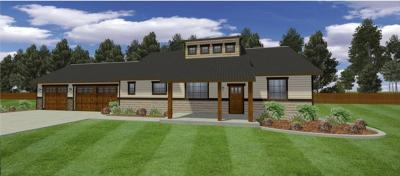 Sandpoint Single Family Home For Sale: Lot 7 Osprey Ln.