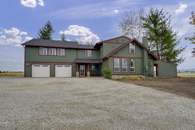 Post Falls Single Family Home For Sale: 2484 E Natti Court
