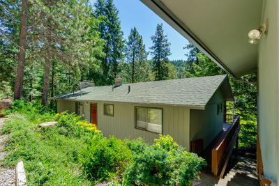Coeur D'alene Single Family Home For Sale: 4625 N Shaw Loop Rd