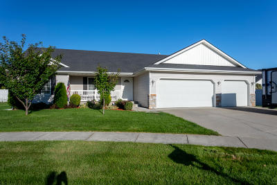 Hayden Single Family Home For Sale: 9092 N Tresdale Ct