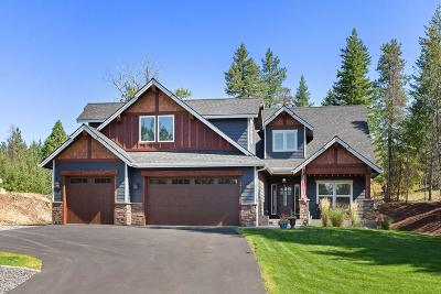Rathdrum Single Family Home For Sale: 14180 N Spiral Ridge Trail