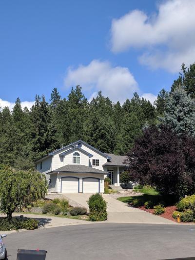 Coeur D'alene Single Family Home For Sale: 802 N Centennial Ct