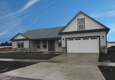 Post Falls Single Family Home For Sale: 1367 W Wayward Cir