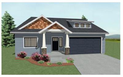 Coeur D'alene Single Family Home For Sale: 7862 N Hibiscus Ln