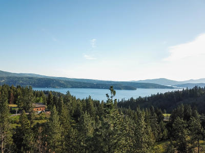 Coeur D'alene Residential Lots & Land For Sale: NKA S. Tumble Creek (Post 13) Rd