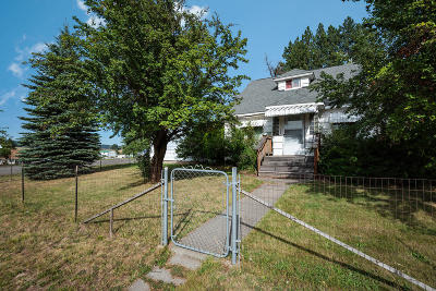 Plummer Single Family Home For Sale: 226 9th St