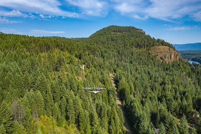 Clark Fork Residential Lots & Land For Sale: Lot 5 Block 2 Bear Claw Road