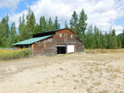 Clark Fork Residential Lots & Land For Sale: 6561 River Road Lot 1 Rd