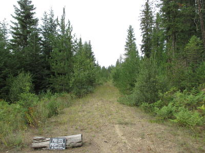 Priest River Residential Lots & Land For Sale: 1237 Mud Gulch