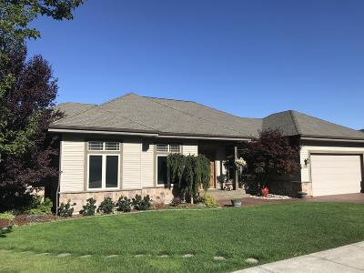 Coeur D'alene Single Family Home For Sale: 965 N Veranda Dr