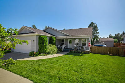 Sandpoint Single Family Home For Sale: 517 Alexander Way
