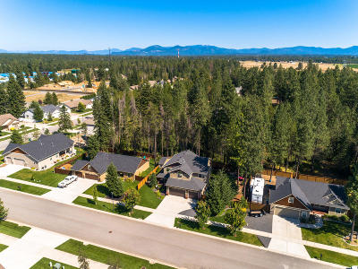 Rathdrum Single Family Home For Sale: 15400 N Liane Ln