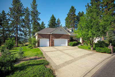 Post Falls Single Family Home For Sale: 618 N Coles Loop