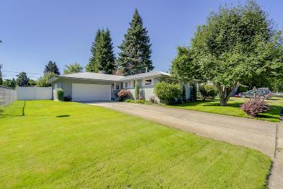 Coeur D'alene Single Family Home For Sale: 1010 E McFarland Ave