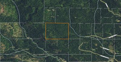 Priest River Residential Lots & Land For Sale: Cuban Creek Road