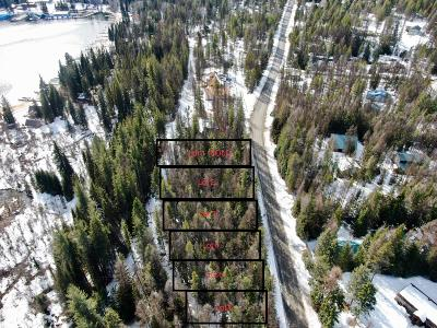 Priest Lake Residential Lots & Land For Sale: NNA Lot 2 Kalispell Bay Rd