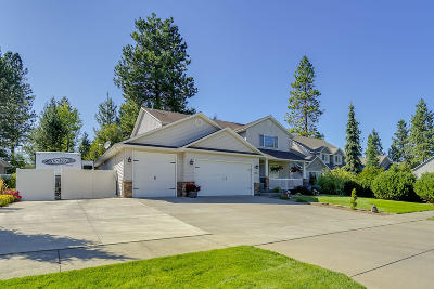 Coeur D'alene Single Family Home For Sale: 3941 N Magnuson St