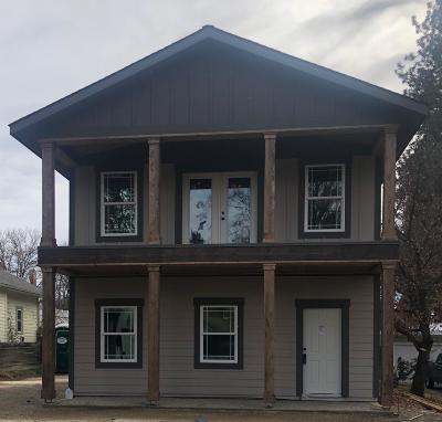 Coeur D'alene Single Family Home For Sale: 306 E Garden Ave