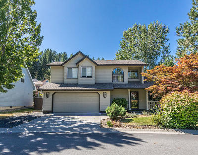 Coeur D'alene Single Family Home For Sale: 907 N Armstrong Dr