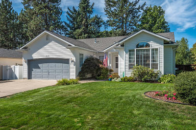 Hayden Single Family Home For Sale: 10779 N Bligh Ct