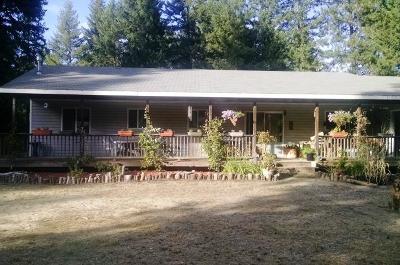 Single Family Home For Sale: 509 Sandy Ridge Rd