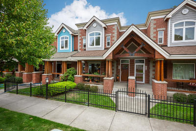 Coeur D'alene Single Family Home For Sale: 318 S 10th Pl