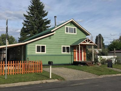Sandpoint Single Family Home For Sale: 918 N Ella