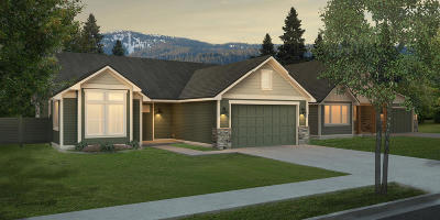 Coeur D'alene Single Family Home For Sale: 7065 Hourglass Dr
