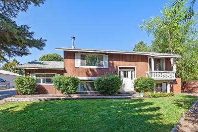 Coeur D'alene Single Family Home For Sale: 641 S Rainbow Rd