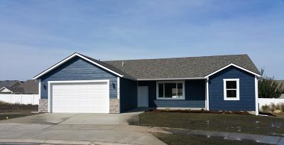 Rathdrum Single Family Home For Sale: 15946 N Oneida St