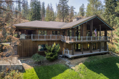 Post Falls Single Family Home For Sale: 12372 W Parkway Dr