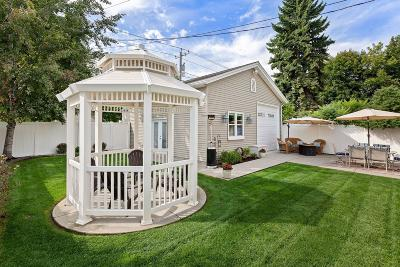 Coeur D'alene Single Family Home For Sale: 1314 E Coeur D Alene Ave