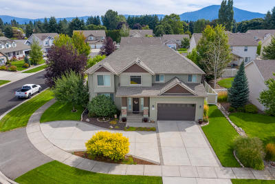 Hayden Single Family Home For Sale: 8593 N Salmonberry Lp