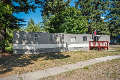 Spirit Lake Single Family Home For Sale: 5925 New Hampshire St