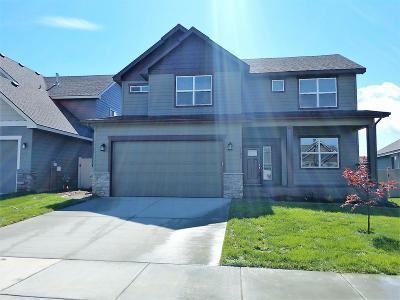 Post Falls Single Family Home For Sale: 4792 E Alopex Ln