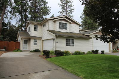 Coeur D'alene Condo/Townhouse For Sale: 230 East Knotty Pine Lane