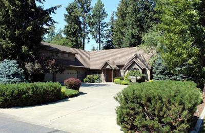 Hayden Single Family Home For Sale: 1625 E Woodstone Dr