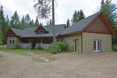 Clark Fork Single Family Home For Sale: 494 Derr