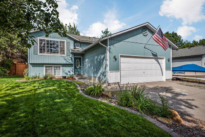 Coeur D'alene Single Family Home For Sale: 1983 W Norman Ave
