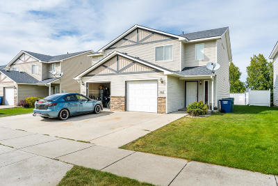 Post Falls Single Family Home For Sale: 598 N Hydra Pl #B