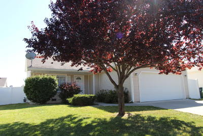 Coeur D'alene Single Family Home For Sale: 7486 N Wheatfield Drive