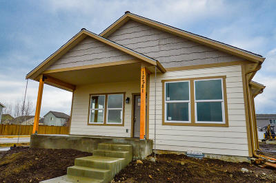 Post Falls Single Family Home For Sale: 12221 W Moorfield Ave