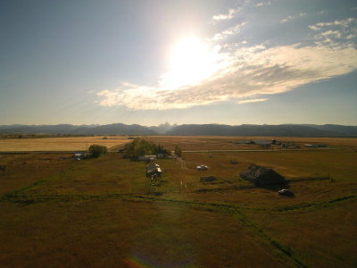 Teton County Farm For Sale: 2960 N Hwy 33